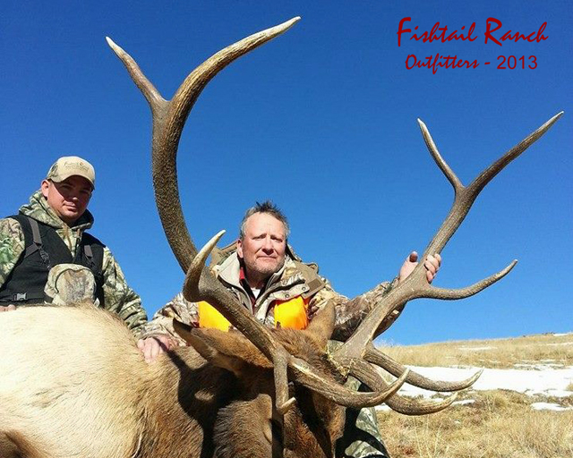 Colorado Elk Hunting with Fishtail Ranch Outfitters